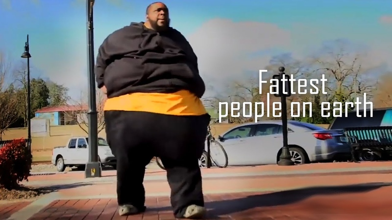 Fattest people on earth