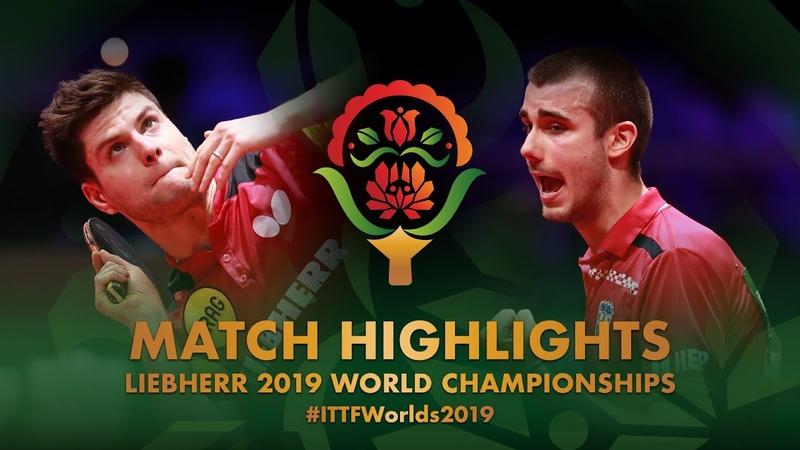 Dimitrij Ovtcharov vs Tomislav Pucar 2019 World Championships Highlights R32