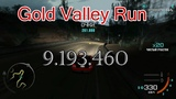 """NFS Carbon  Drift  """"Gold Valley Run""""  9.193.460  Dodge Viper SRT-10 ACR  Keyboard"""