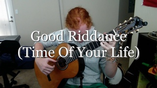 Good Riddance (Time Of Your Life) - Green Day (Fingerstyle Guitar Cover)