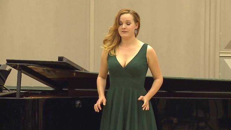 Alina Adamski - Paweł Cłapiński (piano) - Verdi – Nanetta Sul fil d'un soffio etesio - Falstaff