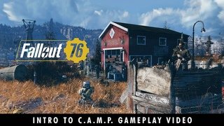 Fallout 76  A New American Dream! An Intro to . Gameplay Video