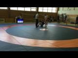 Захаров Вадим - 1ая схватка (nogi) 76 кг