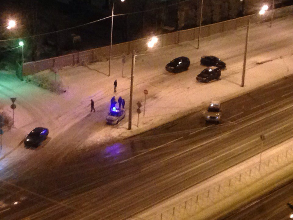 Неизвестные обстреляли полицейских в Санкт‐Петербурге | Изображение 2