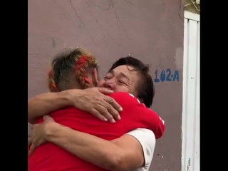 6ix9ine приехал в Мексику [Новая Школа]