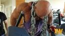 СЛОБОДЯНЮК и МИШИН Тренировка груди и бицепсов в стиле БРЕНЧА УОРРЕНА канал LW Production
