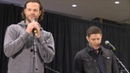 JaxCon 2018 Jensen Ackles and Jared Padalecki GOLD FULL Panel Supernatural