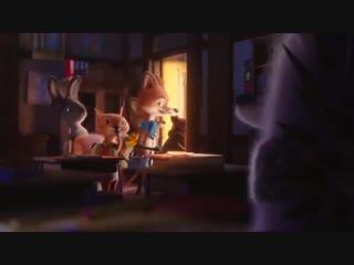 Трогательный мультфильм про ёжика