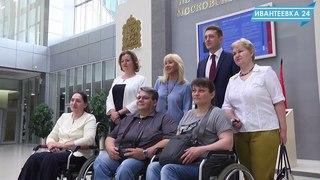 Общественной организации инвалидов-колясочников «Колесница» - 5 лет