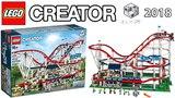 LEGO Creator Expert 10261 Roller Coaster 2018 Set
