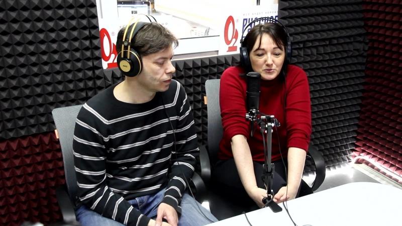 Лидия Просяник и Антон Резвый рассказывают невероятные вещи о предстоящей выставке
