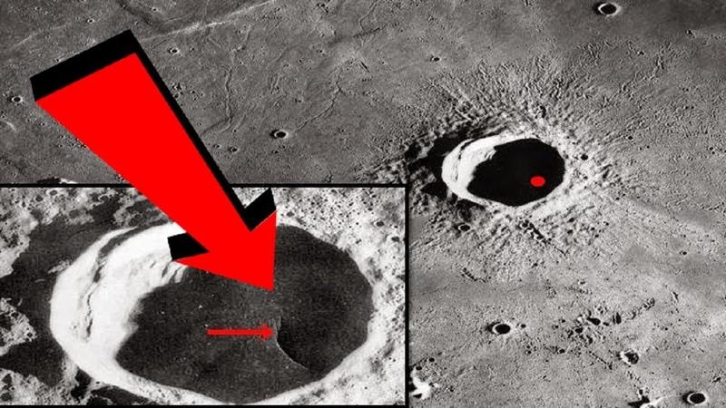 Новые доказательства Вселенная кишит разумными существами Снимки с обратной стороны Луны шокируют