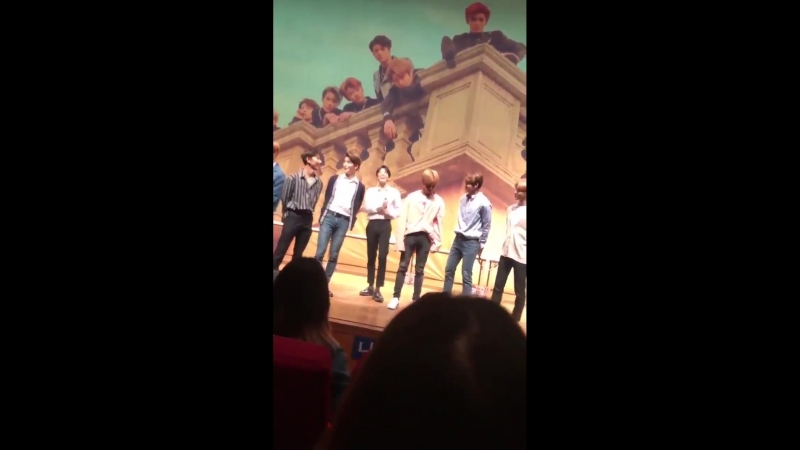 NCT 2018 HI-Touch Event in Busan (luyong)