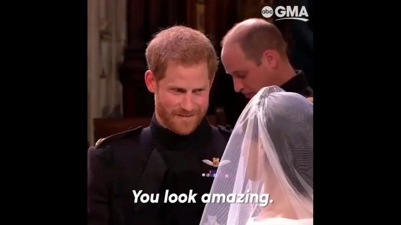 The Royal Wedding Harry Meghan