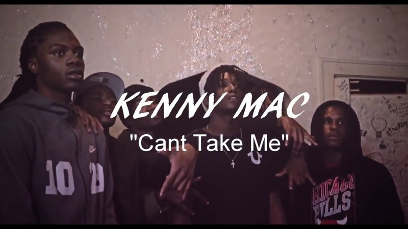 Kenny Mac - CAN'T TAKE ME | Shot by @MisterEvilLV