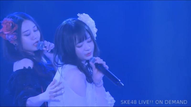 SKE48 Team KII 6th Stage Saishuu Bell ga Naru Shonichi 2018 06 30