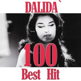 Dalida альбом 100 Best Hit Dalida'