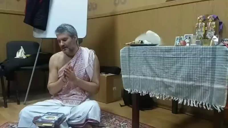 ШБ 1.6.20 Локапавана-Гаура прабху