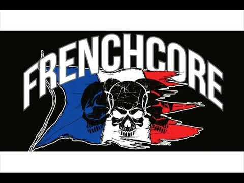 Frenchcore year mix 2018