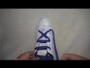 Оригинальный способ шнуровки обуви Jak w oryginalny sposób zasznurować buty pentagram