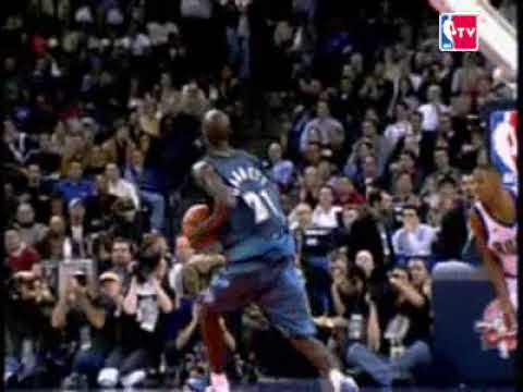 Top 10 NBA All Star Game 2000
