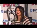 Selena Gomez dont want Justin Bieber to have a mustache on Sirius XM Radio