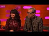 Straighten Up And Fly Right - Jeff Goldblum &amp Imelda May. The Graham Norton Show