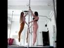 Евгения Позднякова и Евгения Иванова в Anix Dance