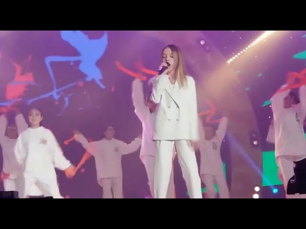 Данелия Тулешова Гала-концерт