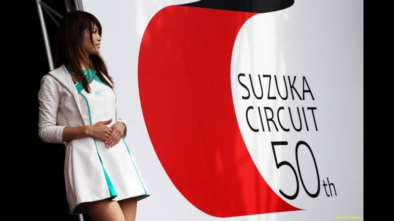 07.10.2012 г. Гран-При Японии,Сузука. Гонка