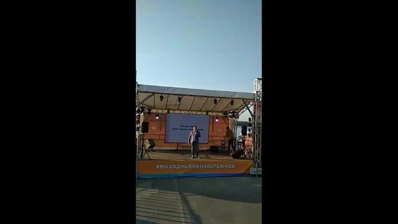 Рустам Зарипов шоу историй Глагол