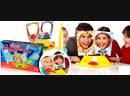 Настольная игра - Пирог в лицо- поделись с другомPie Face Showdown Hasbro