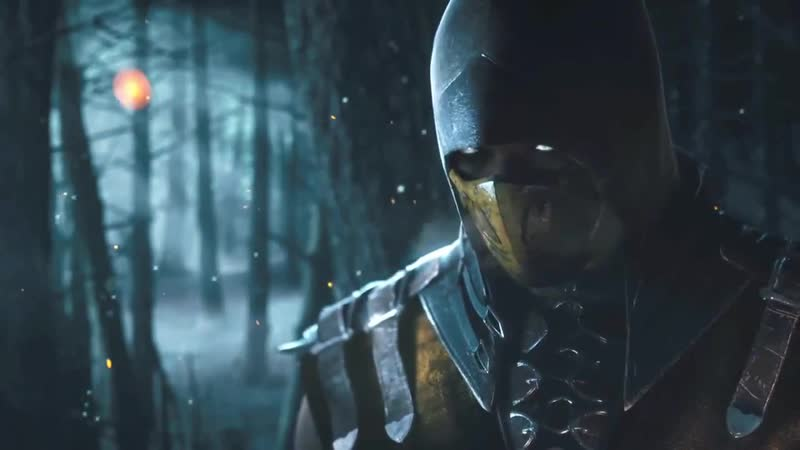 Mortal Kombat X Trailer (with Techno Syndrome)