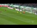Коноплянка и Ярмоленко попали в топ-10 промахов сезона в Бундеслиге