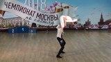 12.5.2018 ЧМ-1 A-class Fast 5 место №56 Роберт Фёдоров - Юлия Тимофеева