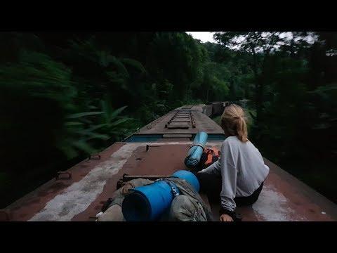 На товарных поездах по Бразилии.
