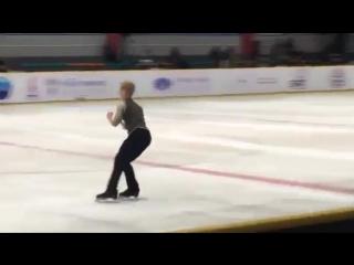 Артем лежеев rus sp 2018 asian open trophy