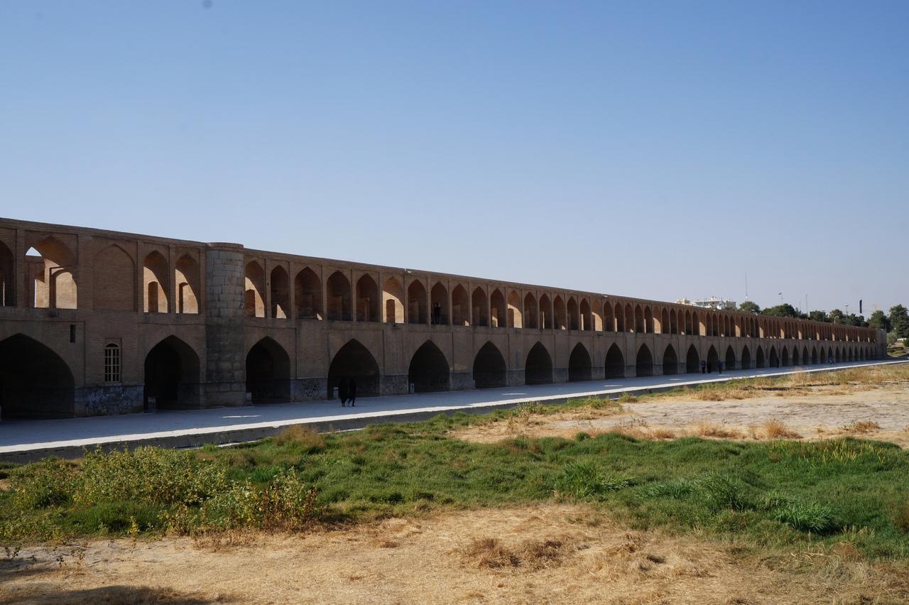 Средневековые мосты Исфахана