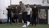 Explosive Leg Training for Athletes Overtime Athletes