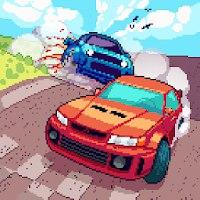 Pixel Drifters: Nitro [Без рекламы+деньги+машины]