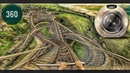 VR Videos 360 Roller Coaster VR 360 4K Virtual Reality Videos 360 VR 4K