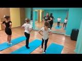 Разминка ( школа танцев Премьера)