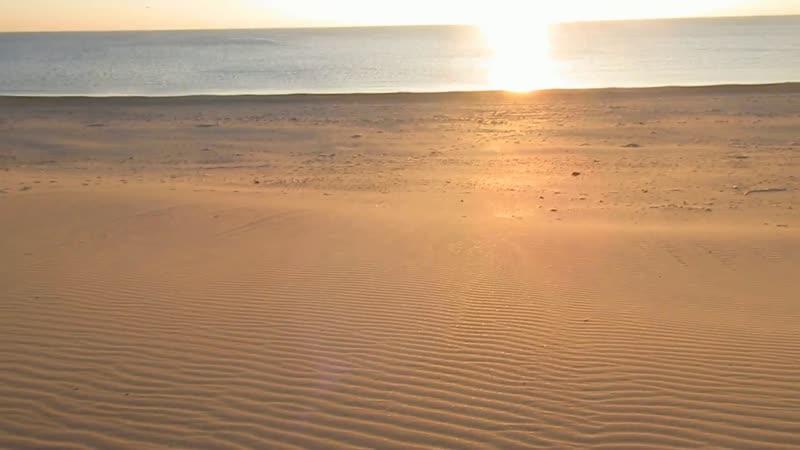 Анапа | Песчаные пляжи Джемете (октябрь)