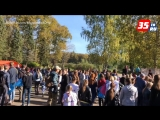 Автомобиль собирали на «Чистых играх» в Вологде