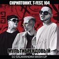 T-Fest, Скриптонит, 104 vs QRVZH - Мультибрендовый (Dj Salamandra Mash-Up)