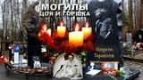 МОГИЛА ВИКТОРА ЦОЯ МОГИЛА ГОРШКА (МИХАИЛА ГОРШЕНЕВА) 2018