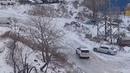 Гололёд во Владивостоке 22 03 2019