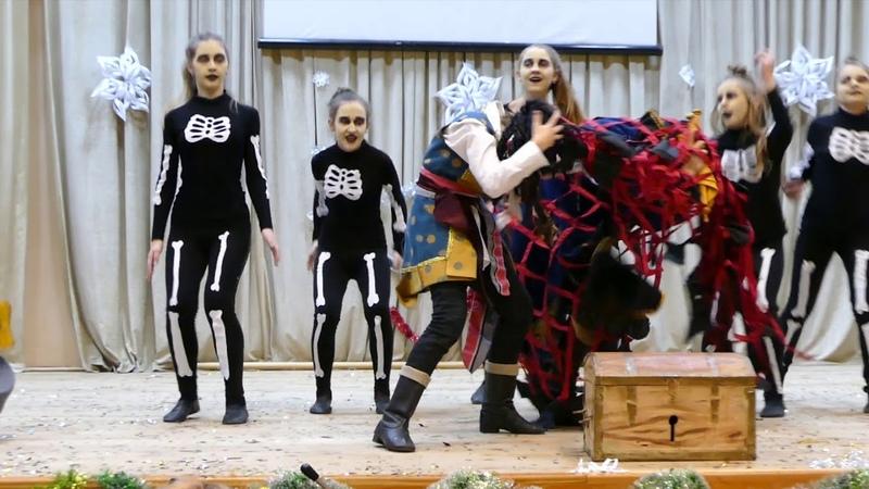 Дрогобич,конкурс Танцюють всі 2018 , школа № 2, 7 - В клас.