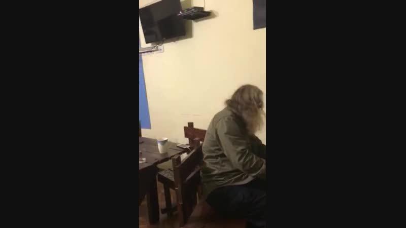Когда в вашем хостеле останавливаются талантливые люди (Хостел Республики Площадь) Часть 1