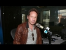 David Duchovny on Bernie Sid In The Morning on 77 WABC Radio (radio interview)